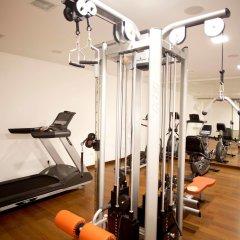 Hotel Carris Porto Ribeira фитнесс-зал