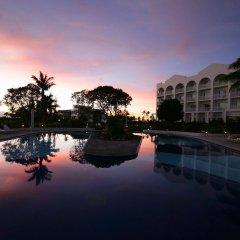 Отель Starts Guam Resort Hotel Гуам, Дедедо - отзывы, цены и фото номеров - забронировать отель Starts Guam Resort Hotel онлайн бассейн фото 2