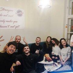 Roommates Hostel Белград помещение для мероприятий