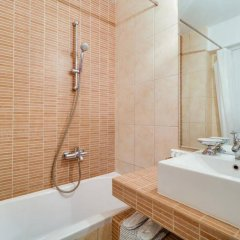 Bomo Palace Hotel in Athens, Greece from 122$, photos, reviews - zenhotels.com bathroom