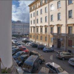 Apart Hotel on Italianskaya 1 парковка
