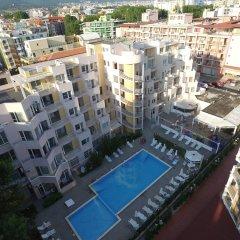 Отель Apart-Hotel Vanilla Garden Болгария, Солнечный берег - отзывы, цены и фото номеров - забронировать отель Apart-Hotel Vanilla Garden онлайн бассейн