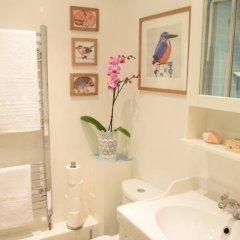 Отель Bright 1 Bedroom Flat in Finsbury Park Великобритания, Лондон - отзывы, цены и фото номеров - забронировать отель Bright 1 Bedroom Flat in Finsbury Park онлайн ванная