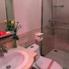 Отель Golden Halong Hotel Вьетнам, Халонг - отзывы, цены и фото номеров - забронировать отель Golden Halong Hotel онлайн ванная