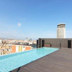 Отель Andante Hotel Испания, Барселона - 1 отзыв об отеле, цены и фото номеров - забронировать отель Andante Hotel онлайн бассейн