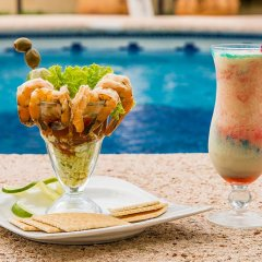 Hotel Quinta Real Луизиана Ceiba фото 2