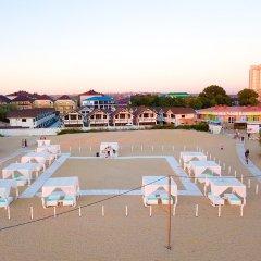 Гостиница Белый Пляж балкон