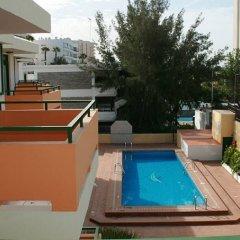 Отель Atis Tirma Испания, Плайя дель Инглес - отзывы, цены и фото номеров - забронировать отель Atis Tirma онлайн балкон