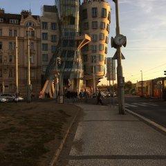 Апартаменты Resslova Apartment парковка