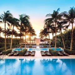 Отель The Setai бассейн