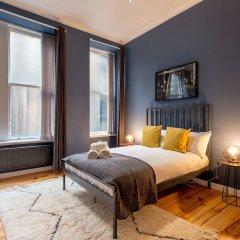 Отель Luxury Traditional Tenement Великобритания, Глазго - отзывы, цены и фото номеров - забронировать отель Luxury Traditional Tenement онлайн комната для гостей