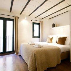 Отель Ssg Borne Down Town Studios Барселона комната для гостей