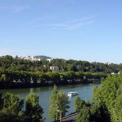 Отель Lyon Métropole Франция, Лион - отзывы, цены и фото номеров - забронировать отель Lyon Métropole онлайн приотельная территория фото 2