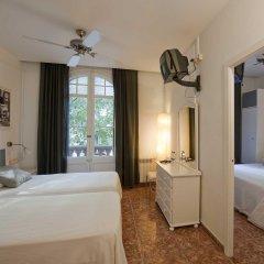 Отель Hostalet De Barcelona Барселона комната для гостей фото 2