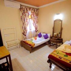 Отель Frangipani Motel Шри-Ланка, Галле - отзывы, цены и фото номеров - забронировать отель Frangipani Motel онлайн комната для гостей фото 4