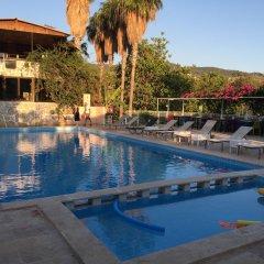 Pataros Hotel Турция, Патара - отзывы, цены и фото номеров - забронировать отель Pataros Hotel онлайн бассейн