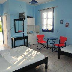 Отель Nefeli Villa Греция, Остров Санторини - отзывы, цены и фото номеров - забронировать отель Nefeli Villa онлайн комната для гостей