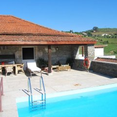 Отель Quinta De Tourais Ламего бассейн