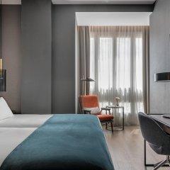 Отель NH Collection Madrid Gran Vía Испания, Мадрид - 1 отзыв об отеле, цены и фото номеров - забронировать отель NH Collection Madrid Gran Vía онлайн комната для гостей фото 4