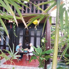 Отель An Bang Stilt House Хойан фото 2