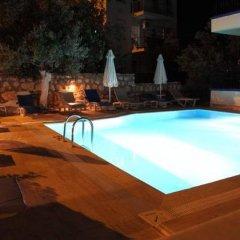 Lizo Hotel Турция, Калкан - отзывы, цены и фото номеров - забронировать отель Lizo Hotel онлайн бассейн фото 3