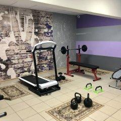 Хостел ДобролюбовЪ Москва фитнесс-зал фото 2