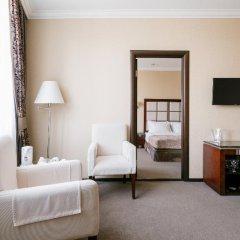 Гранд Отель Ока Премиум 4* Стандартный номер разные типы кроватей фото 23