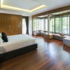 Отель La Maison By Layana Ланта сейф в номере