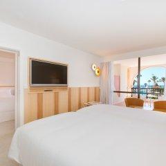 Отель Iberostar Selection Anthelia Испания, Тенерифе - отзывы, цены и фото номеров - забронировать отель Iberostar Selection Anthelia онлайн комната для гостей фото 2