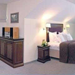 Гранд Отель Поляна 5* Стандартный номер с двуспальной кроватью фото 6