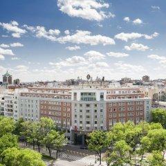 Отель Intercontinental Madrid Мадрид