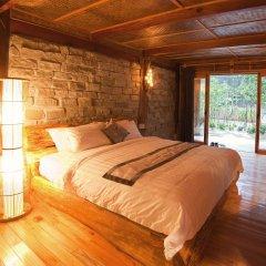 Отель Ocean Bungalow Homestay комната для гостей