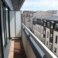 Отель Appartements Paris Boulogne балкон