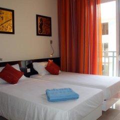 Отель Atlantis Lodge Мальта, Зеббудж - отзывы, цены и фото номеров - забронировать отель Atlantis Lodge онлайн комната для гостей фото 2
