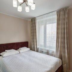 Апартаменты На Садовом комната для гостей фото 3