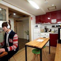 Отель K-Pop Residence Myeong Dong Ii Сеул в номере фото 2