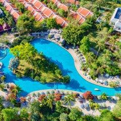 Отель Duangjitt Resort, Phuket Пхукет бассейн фото 2