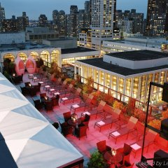 Отель Empire Hotel США, Нью-Йорк - 1 отзыв об отеле, цены и фото номеров - забронировать отель Empire Hotel онлайн балкон