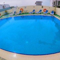 Отель The Country Club Hotel ОАЭ, Дубай - 6 отзывов об отеле, цены и фото номеров - забронировать отель The Country Club Hotel онлайн бассейн фото 2