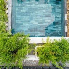 Отель Babylon Villa Хойан бассейн фото 2
