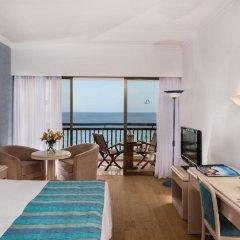 Coral Beach Hotel and Resort комната для гостей фото 5