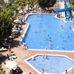 Concordia Celes Hotel - Ultra All Inclusive Турция, Окурджалар - отзывы, цены и фото номеров - забронировать отель Concordia Celes Hotel - Ultra All Inclusive онлайн бассейн фото 2