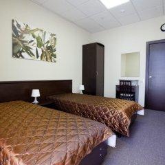 Гостиница Полярис комната для гостей фото 5
