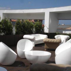 Отель Holiday Inn Porto Gaia гостиничный бар