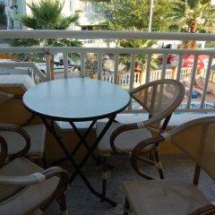 Irem Apart Hotel Мармарис балкон