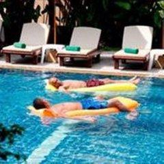Отель Baan Yuree Resort and Spa спортивное сооружение