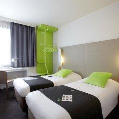 Отель Campanile Lyon Centre - Gare Part Dieu Франция, Лион - отзывы, цены и фото номеров - забронировать отель Campanile Lyon Centre - Gare Part Dieu онлайн комната для гостей фото 2