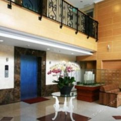 Апартаменты Saigon Pavillon Serviced Apartment питание