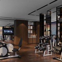 Отель 137 Pillars Suites Bangkok фитнесс-зал фото 4