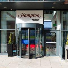 Отель Hampton by Hilton Liverpool City Center банкомат